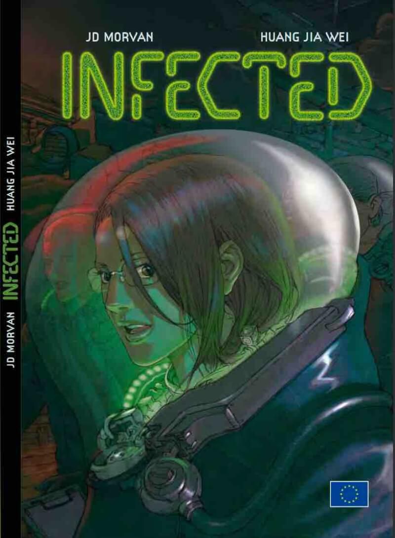 INFECTED cover picture