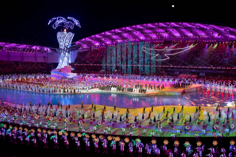 The 2019 Military World Games at Wuhan